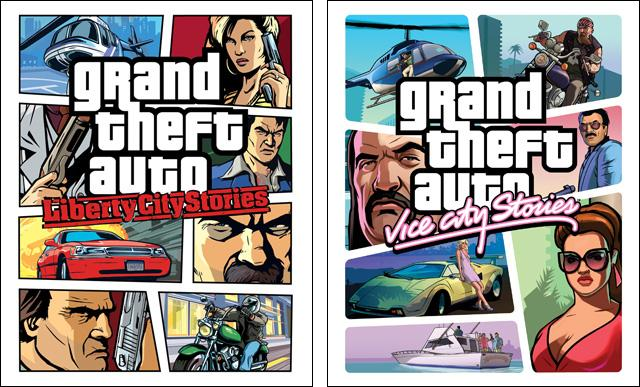 GTA Liberty City Stories and Vice City Stories heads to PSN next week