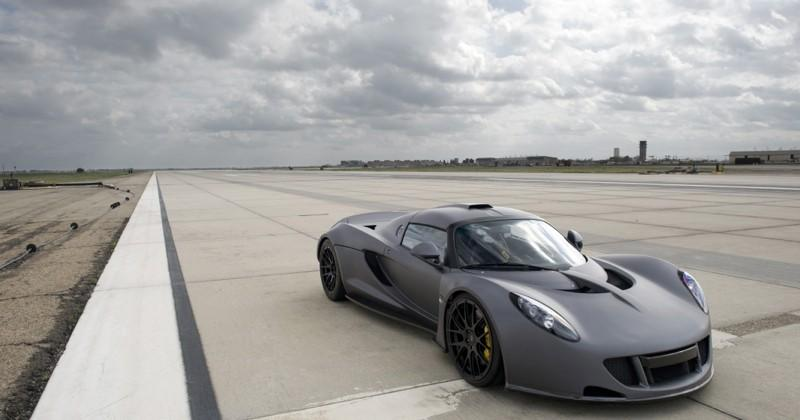 Hennessey Venom GT steals top speed record from Veyron 2