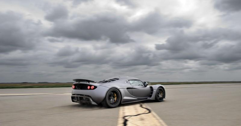 Hennessey Venom GT steals top speed record from Veyron