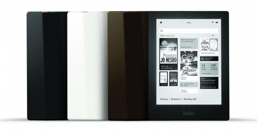 Kobo unveils the limited edition Aura HD eReader