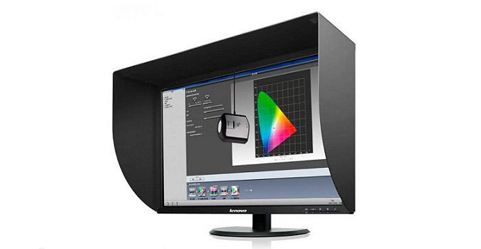 Lenovo ThinkVision LT3053p designed for color-critical jobs
