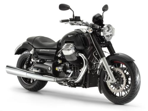 Moto Guzzi announces high-tech handbuilt California 1400 motorcycle