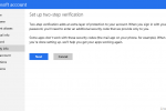 Microsoft to bring two-factor authentication to accounts soon 1
