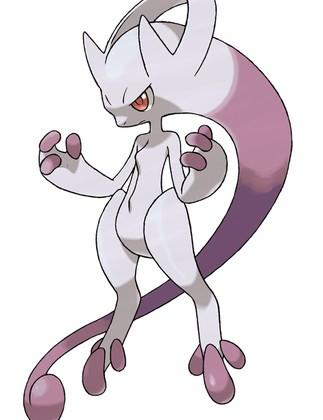 New Mewtwo revealed in Pokemon X and Y 4