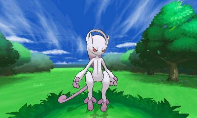 New Mewtwo revealed in Pokemon X and Y 5