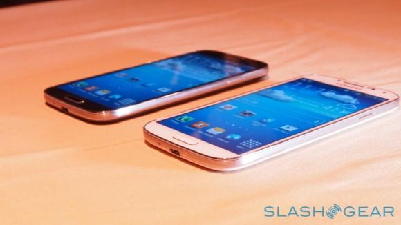 Samsung GALAXY S 4 rooted before hitting shelves