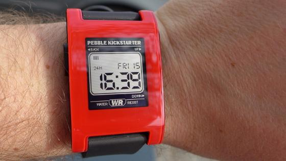 Pebble rolls out firmware update version 1.10, adds support for third-party watchfaces