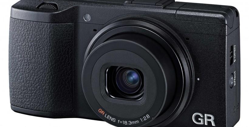 Pentax unveils GR Ricoh-brand compact digital camera