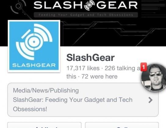 Facebook Home hitting Jailbroken iPhones: Chat Heads first