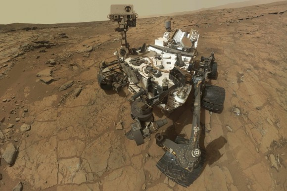 Curiosity rover communication moratorium in effect until May 1