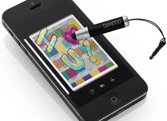 Wacom releases Bamboo Stylus mini, cute is now in