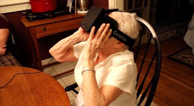 Oculus Rift finally gets the reaction virtual reality always wanted