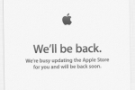 Apple Store goes down as something new is rolled out
