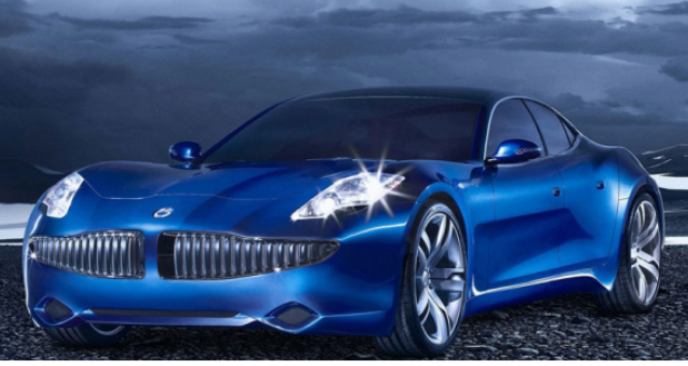 Energy Department expects Fisker to default, pulls funds from reserve account