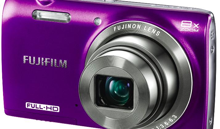 Fujifilm FinePix JZ700 long-zoom camera features 1080p recording and 14MP sensor