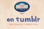White House joins Tumblr, says to expect GIFs