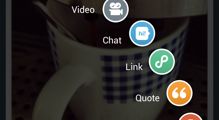 Tumblr app for Android gets revamped