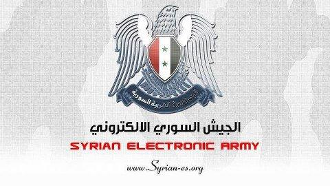 Twitter and Syrian Electronic Army go to battle