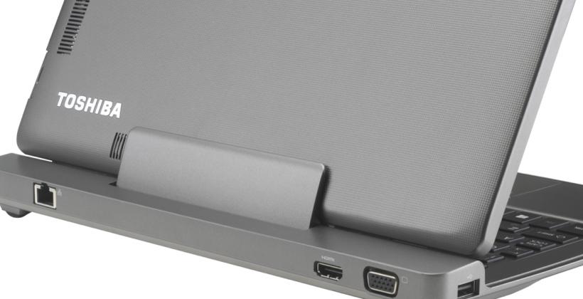"Toshiba aims to create new ""detachable Ultrabook"" segment for Windows 8"