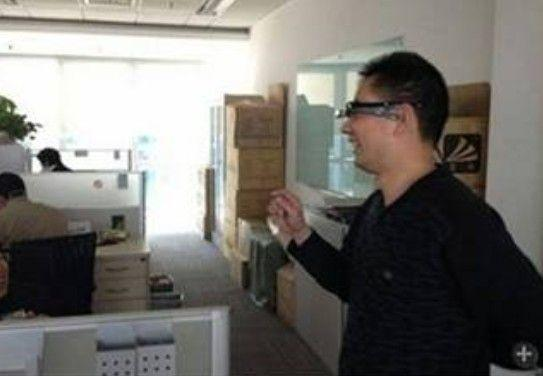 Baidu Eye revealed as China's Google takes on Glass