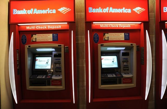 Bank of America bringing teller video chat to ATMs