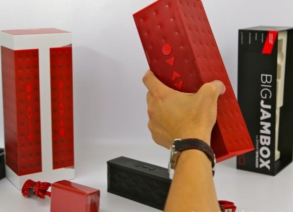 BIG JAMBOX gains battery life and audio quality with 2.0 update