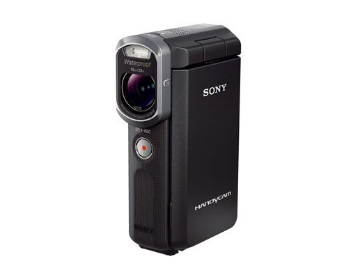 Sony unveils Handycam HDR-GW66VE waterproof camcorder