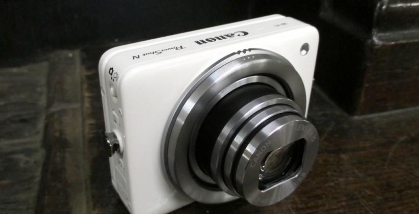 Canon PowerShot N sample shots: Lifelogger or Instagimmick?