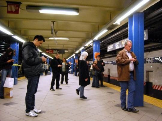 New York City to equip 36 more subways with WiFi and cell service
