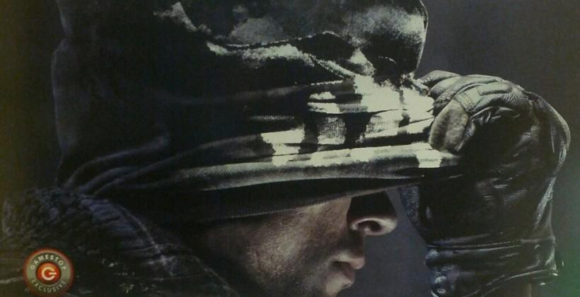 Call of Duty: Ghosts poster tips early holiday release
