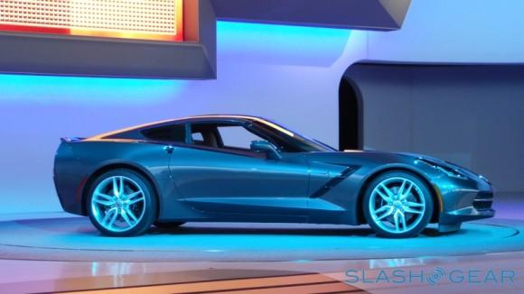 2014 Corvette C7 set to be Indy 500 pace car