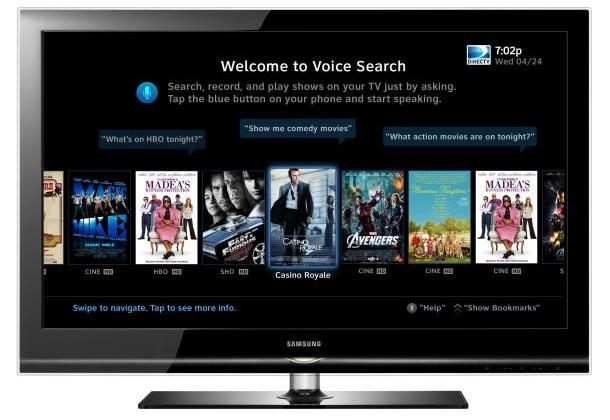 DirecTV channels Siri-style speech for smartphone controller
