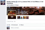Facebook embeds movies, TV shows, music, books into status updates