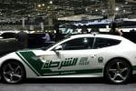 Dubai adds Ferrari FF to police fleet