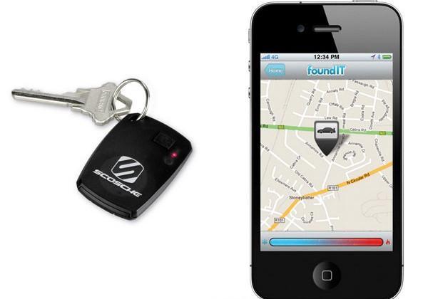Scosche unveils foundIT location device for under $50