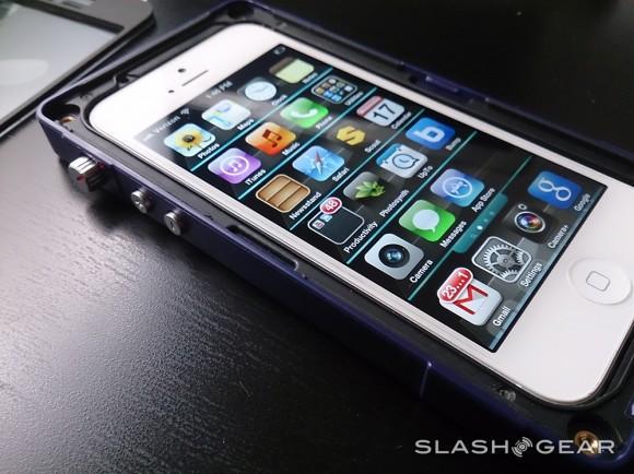 online store ca1c6 94a44 Pelican ProGear iPhone 5 Vault Review - SlashGear