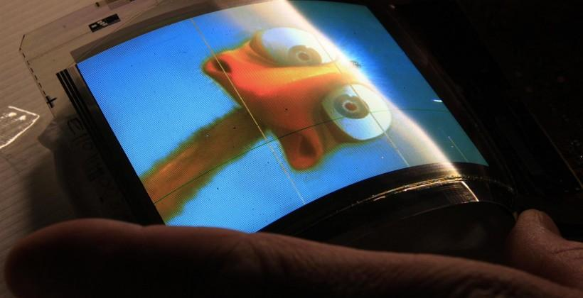 LG's first flexible OLED phone due before the year is out