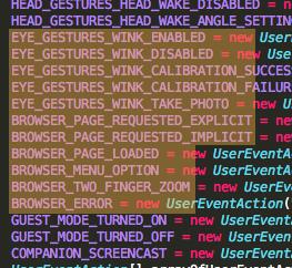 MyGlass code hints at Google Glass camera wink control