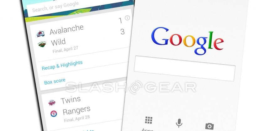 Google Now iOS release suggests differentiation persists vs Android