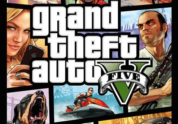 Grand Theft Auto V box art officially revealed