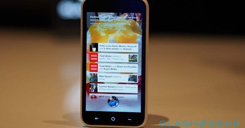 HTC First Review - SlashGear