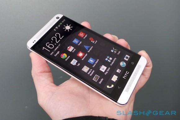 AT&T HTC One arrives April 19 from $200