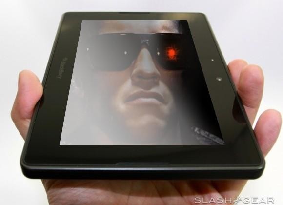 BlackBerry PlayBook 2 potential gets official reboot