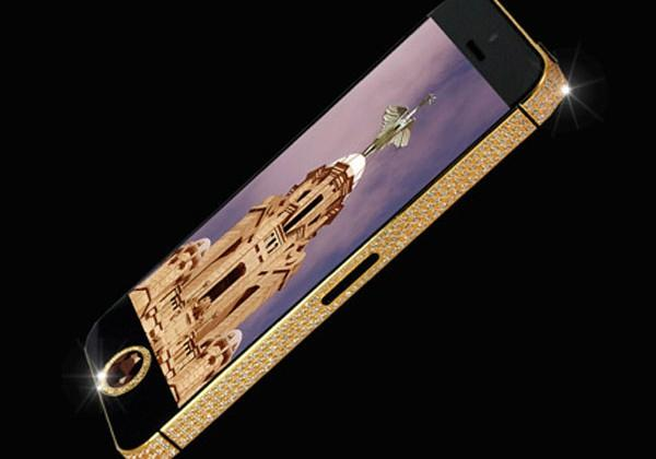 Businessman from Hong Kong spends $15 million on diamond encrusted iPhone 5