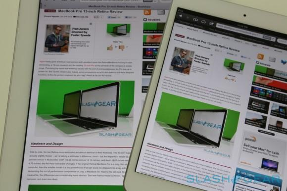Retina iPad mini may not come this year