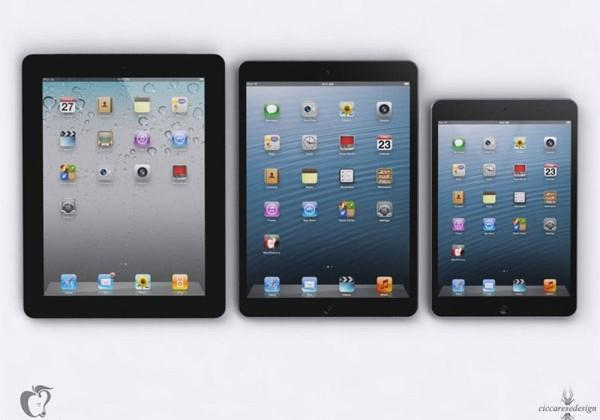 Rumor claims iPad 5 will be thinner and lighter than current model