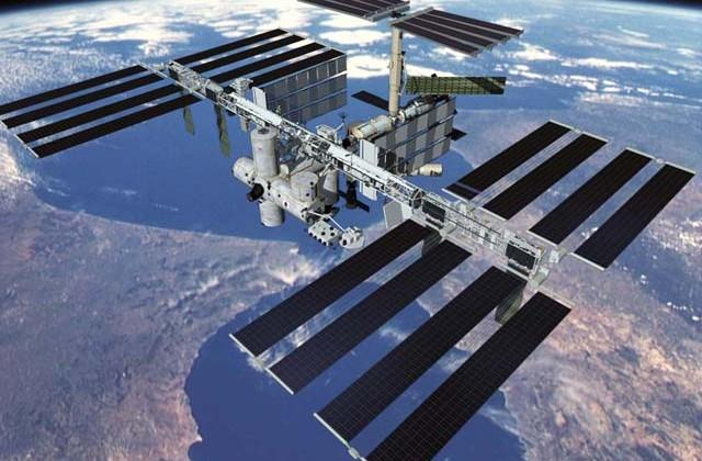 Dark Matter detection suggested aboard ISS