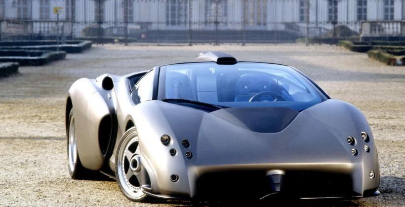 Lamborghini Pregunta prototype on sale for $2.1M