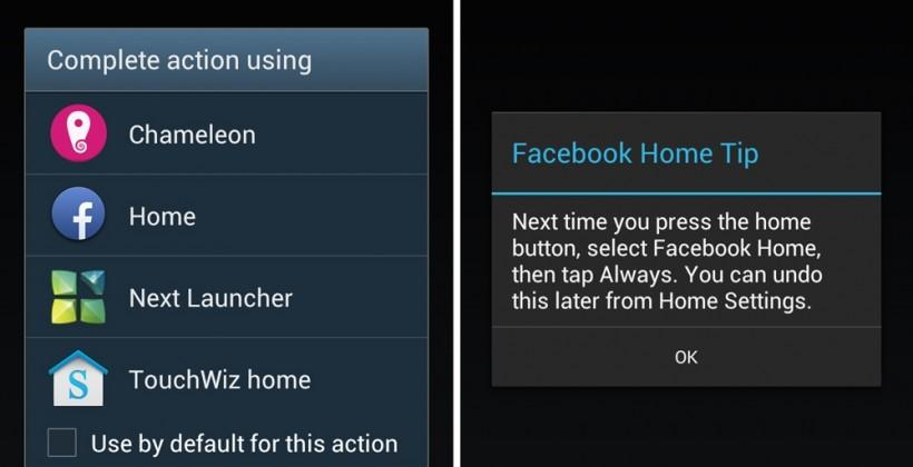 Facebook Home vs Homeless: should you go blue for Android?