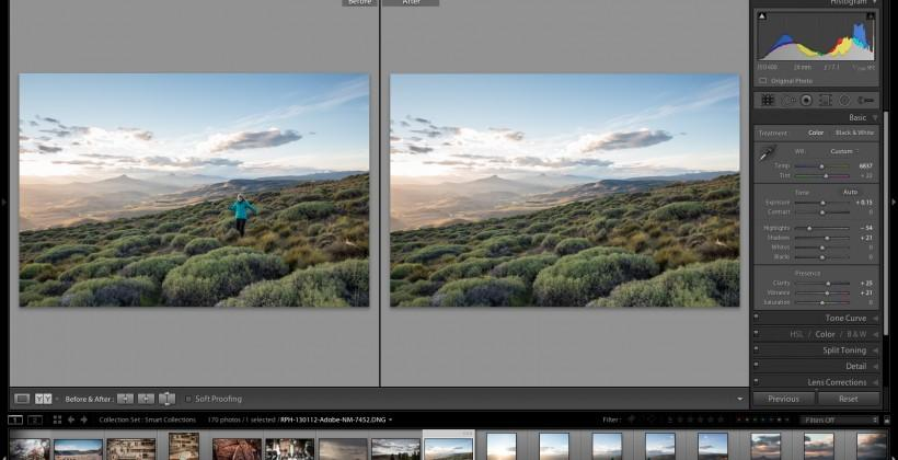 Adobe Lightroom 5 now available in beta form